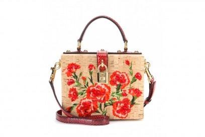 accessori naturali: mini bag di dolce & gabbana