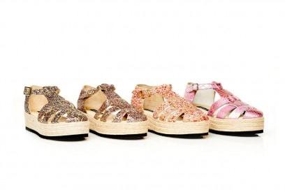 accessori naturali: sandali di susana traca