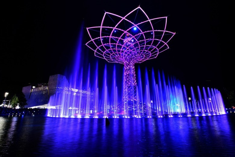 EXPO Milano 2015: i 10 motivi per visitarlo by night