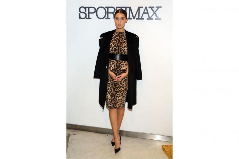 bella hadid: in Sportmax