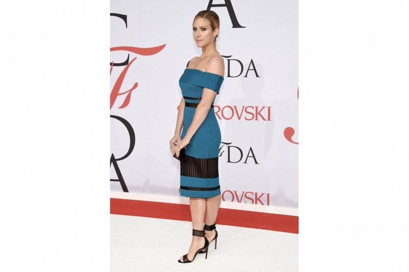 cfda 2015: brittany snow