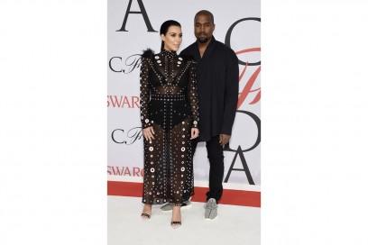 cfda 2015: kim kardashian
