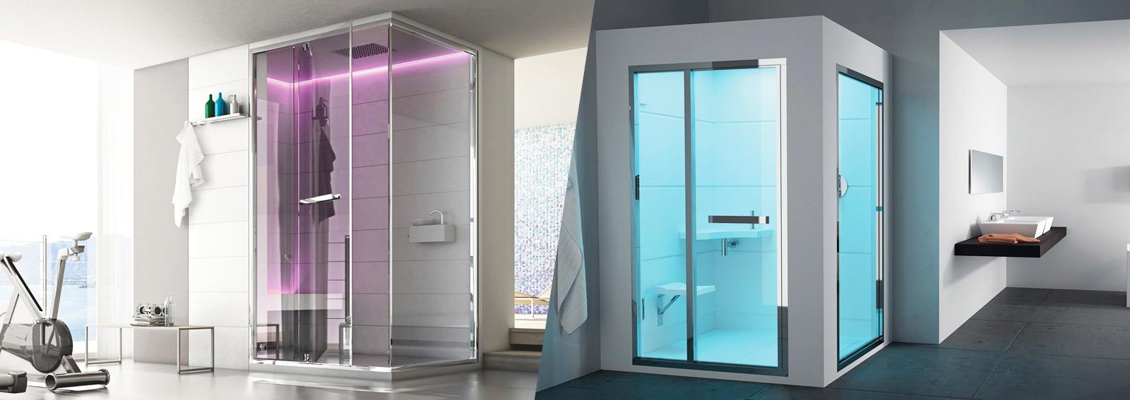 Box doccia 10 modelli tecnologici e di design - Pica casa box doccia ...