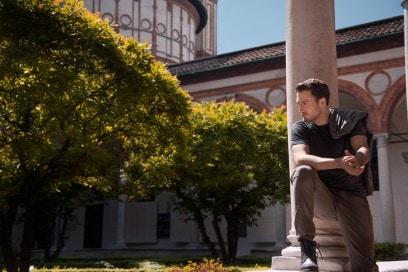 La Milano di Gabrio Gentilini: Chiostro delle rane di Santa Maria delle Grazie