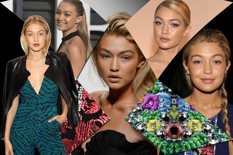 Gigi Hadid capelli: code e raccolti da top model
