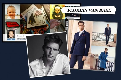 i modelli da seguire su instagram: florian van bael