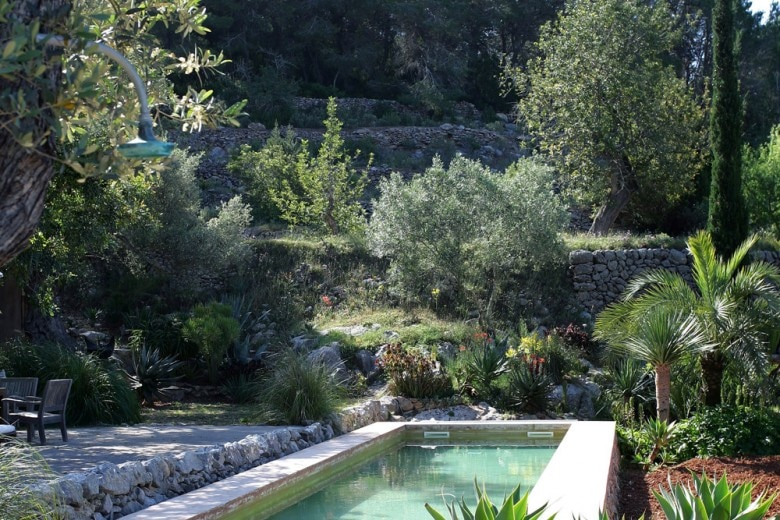 "A Ibiza, in una finca ""cubista"" con citazioni modernissime"