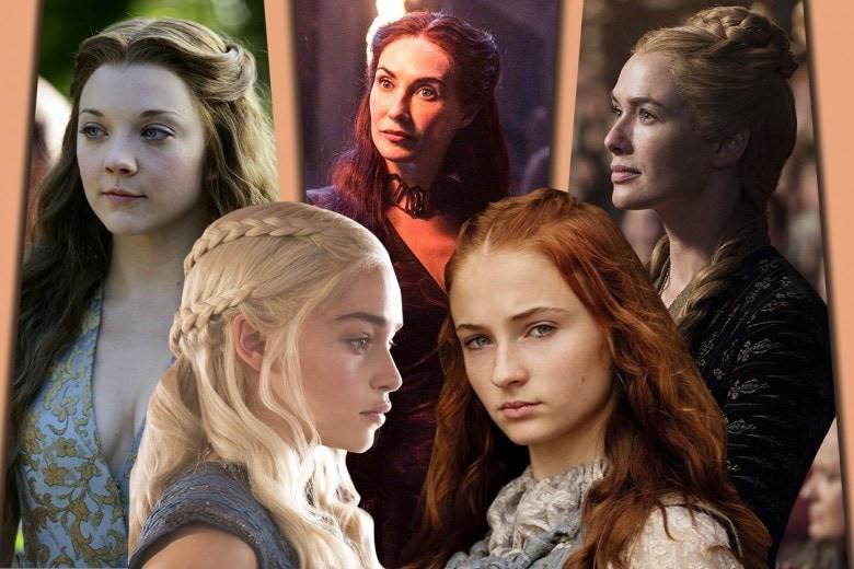 Game of Thrones acconciature: trecce e raccolti delle protagoniste della serie tv