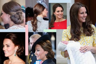 Kate Middleton capelli: tutti i raccolti e le acconciature più belle