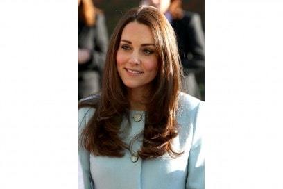 Kate Middleton capelli: lunghezze fluenti
