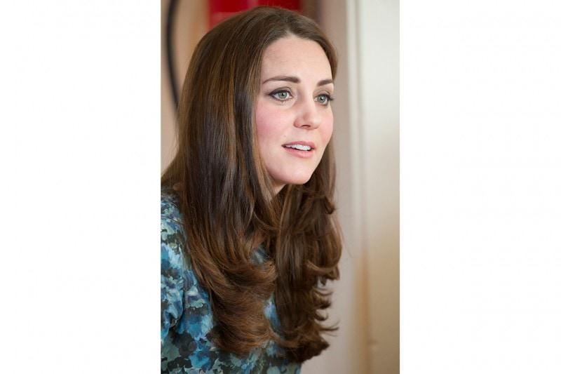 Kate Middleton capelli: taglio scalato