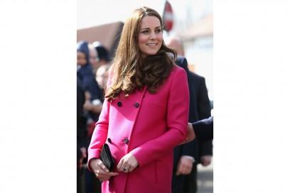 Kate Middleton capelli: castano luminoso