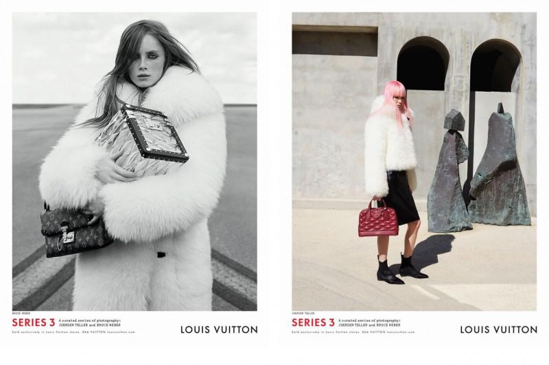 Le campagne per l'Autunno-Inverno 2015: Louis Vuitton