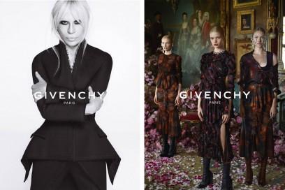 Le campagne per l'Autunno-Inverno 2015: Givenchy