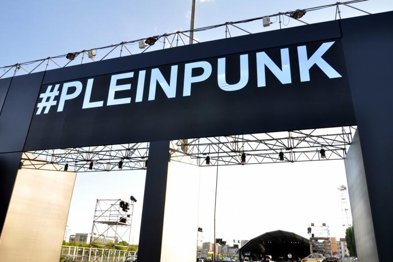 philipp plein, fashion show, primavera estate 2016, pleinpunk