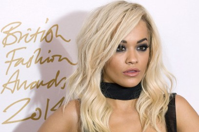 Rita Ora trucco: focus sullo sguardo