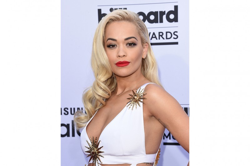 Rita Ora trucco: make up occhi sofisticato