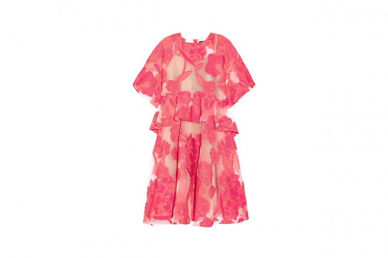 Abito rosa fragola: Biyan
