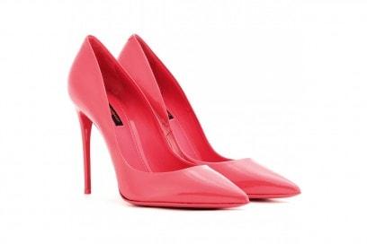 Pump rosa fragola: Dolce & Gabbana
