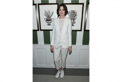 stile tomboy: Anne Hathaway