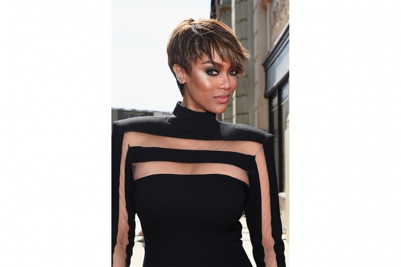 TENDENZE CAPELLI Estate 2015: SHORT & SEXY PER TYRA BANKS