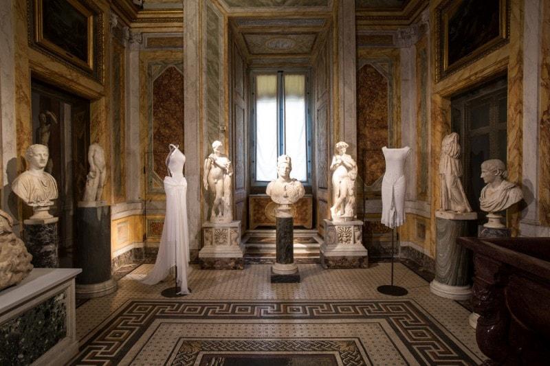 01 Azzedine Alaia Galleria Borghese Ilvio Gallo