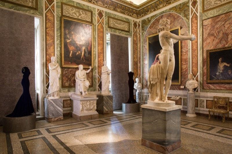 04 Azzedine Alaia Galleria Borghese Ilvio Gallo
