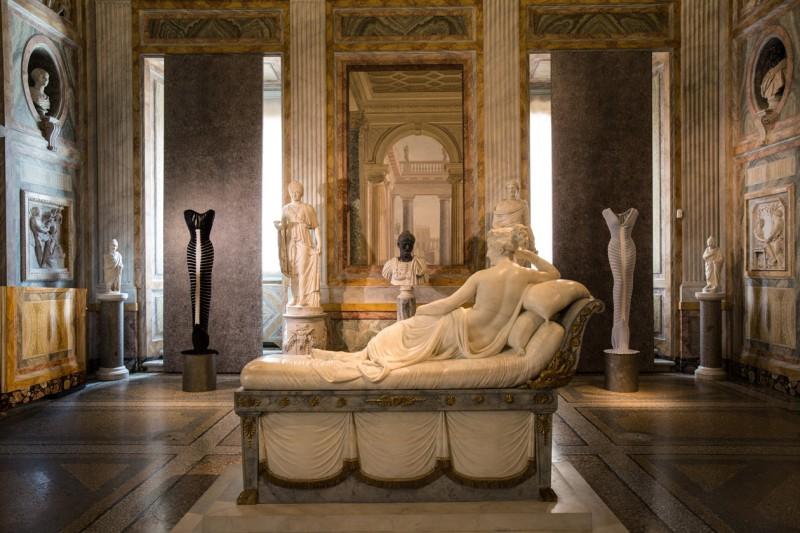 06 Azzedine Alaia Galleria Borghese Ilvio Gallo