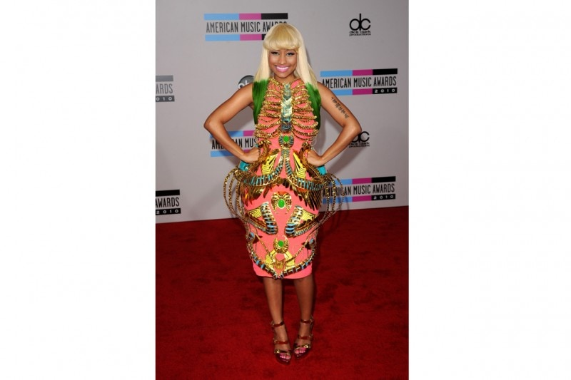 2010 American Music Awards Getty