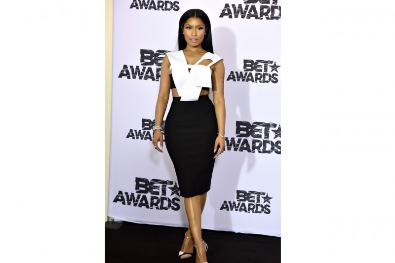 2015 BET Awards at the Microsoft Theater Getty