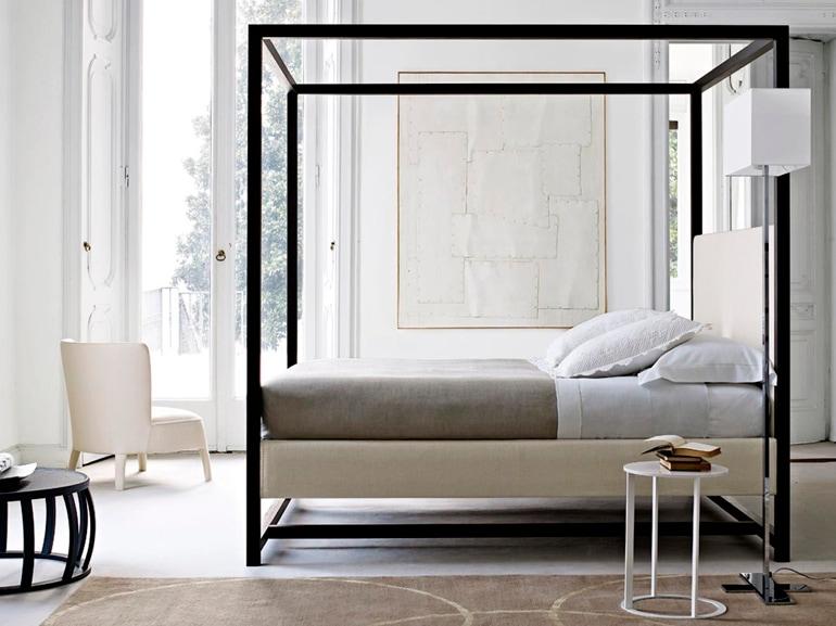Camere Da Letto Da Sogno Moderne : Sogni d oro sì ma con un letto a baldacchino grazia