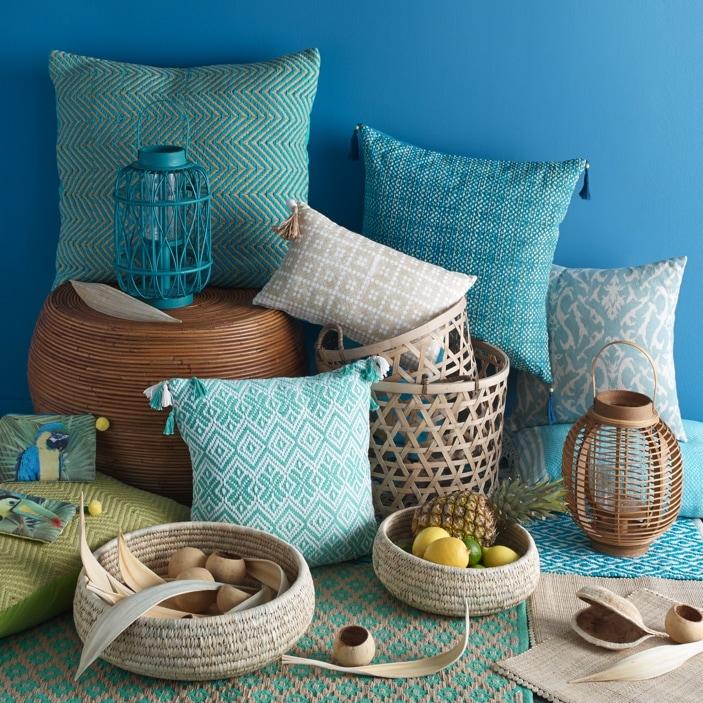 Cuscini di design per divani di design for Divano zara home