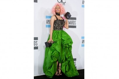 American Music Awards 2011 Getty