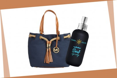 Beauty bag da spiaggia: Bumble and Bumble