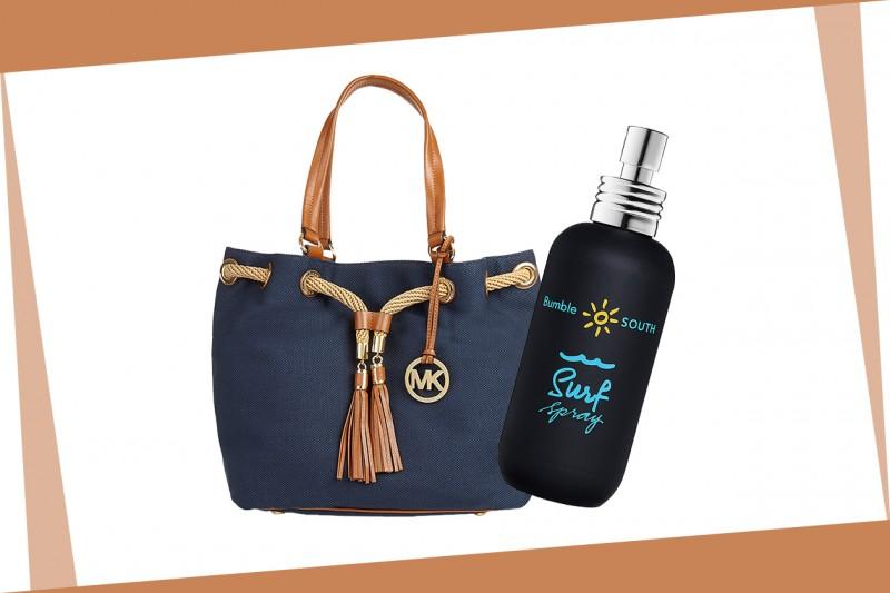 Beauty bag da spiaggia: Bumble and Bumble