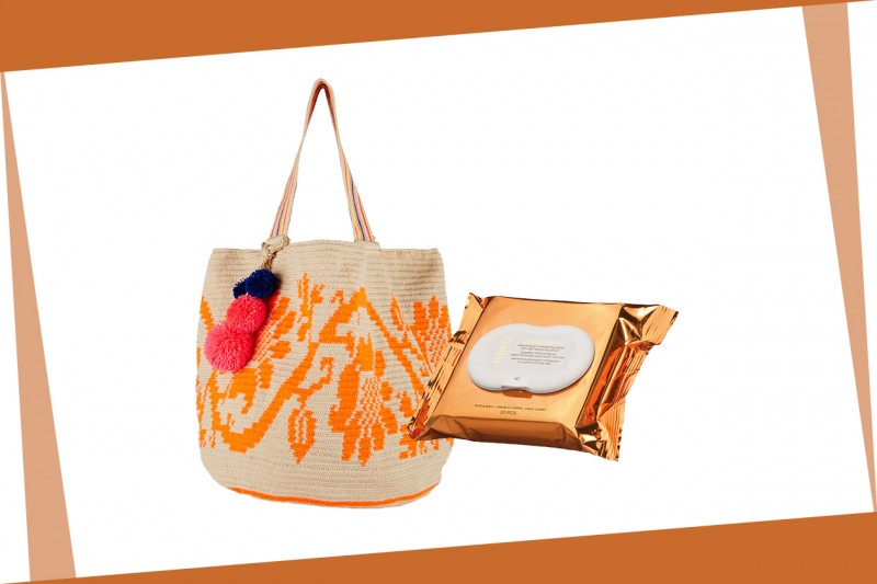 Beauty bag da spiaggia: Kiko