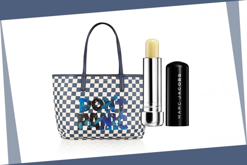 Beauty bag da spiaggia: Marc Jacobs