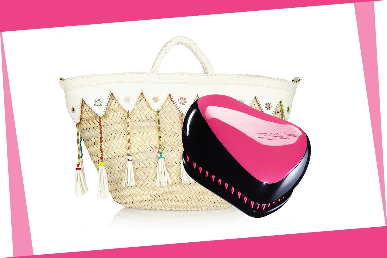 Beauty bag da spiaggia: Tangle Teezer