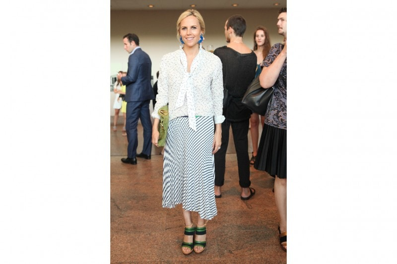 Best dressed of the week: tory burch