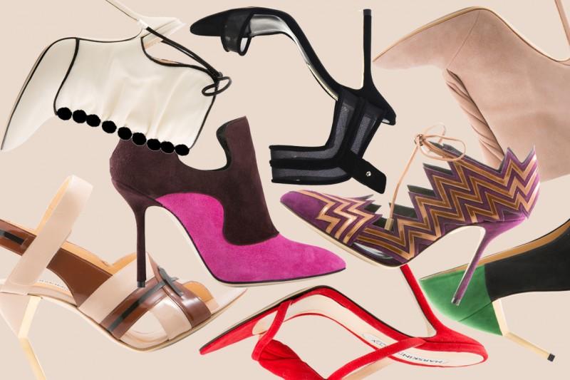 COVER scarpe