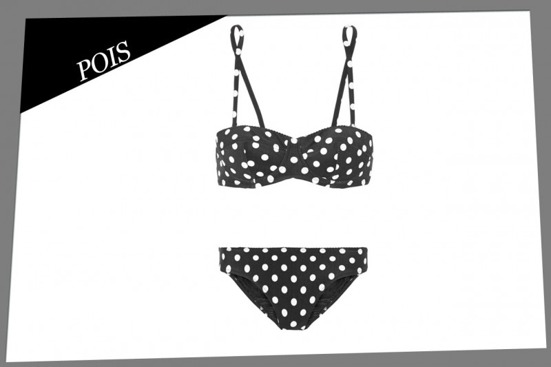 Costumi must have: pois
