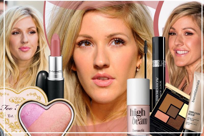 Ellie Goulding trucco: i beauty look più belli
