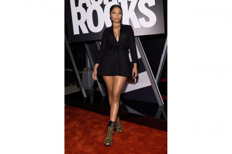 Fashion Rocks 2014 Getty 2
