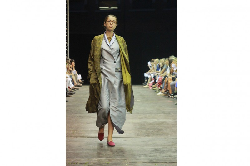 Fashion at IUAV 2015: Adriana Suriano
