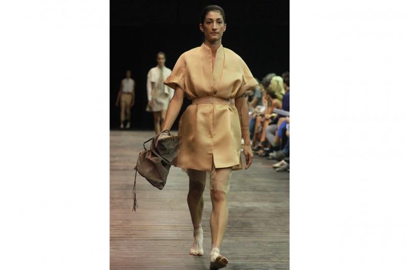 Fashion at IUAV 2015: Francesca Piacentin