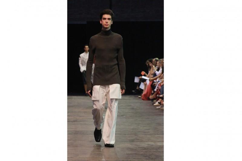 Fashion at IUAV 2015: Giacomo Frasson