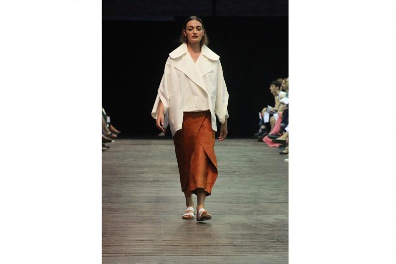 Fashion at IUAV 2015: Milena Gabrijelcic