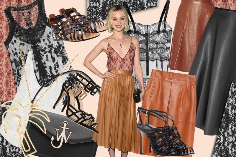 Get The Look: Bella Heathcote in Gucci