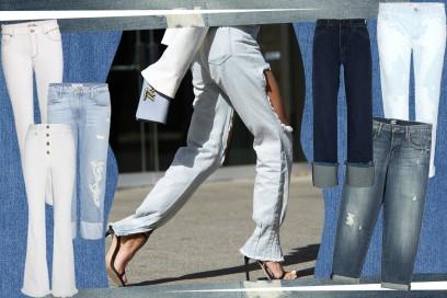 Jeans estivi per il 2015