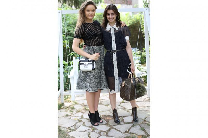 Kristina Bazan et Anne Catherine Frey (3)